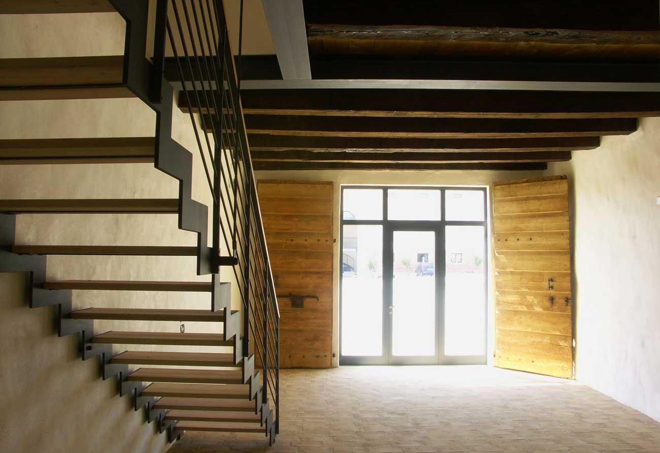 Villa rinaldi barbini barchesse e garage interrato ta - Garage interrato ...
