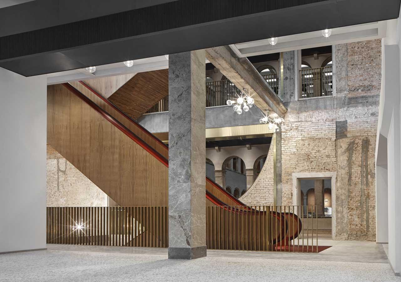 fondaco dei tedeschi, heritage conservation Venice