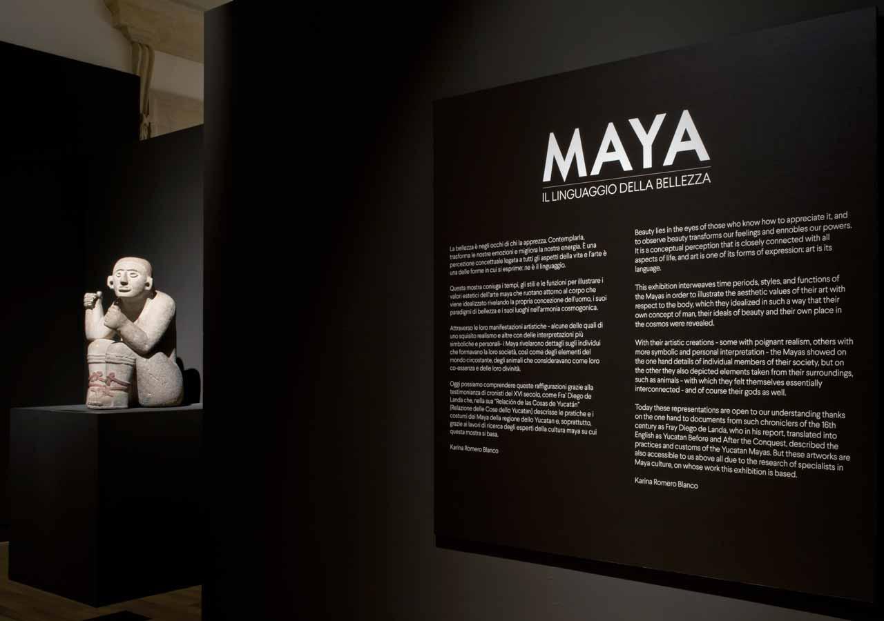 exhibition maya